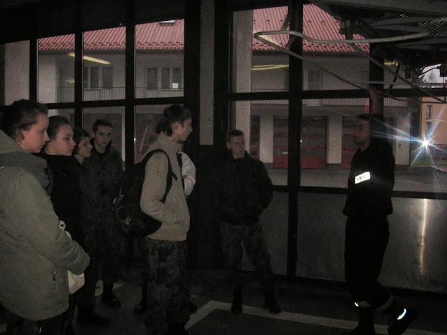 W Komendzie Miejskiej Policji w Krośnie - IMG_0033.JPG