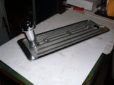 Valley cover with PCV and filler tube, has baffles. Beautifully polished. All nailheads 295.00