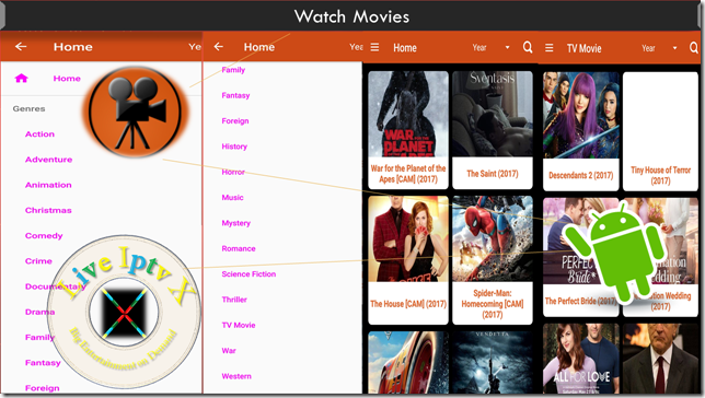 Latest Movies apk