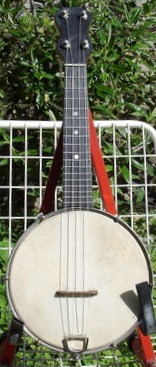 james wallis banjo ukulele