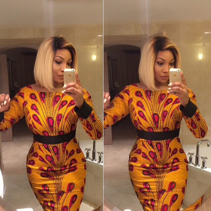 new short ankara gown styles (6)