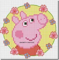 punto de cruz peppa pig (1)