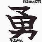 brave - tattoos for men