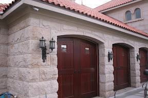 Architecture, Exterior, Veneer
