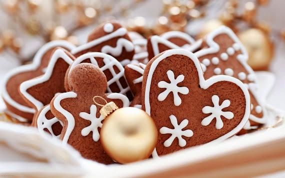 besplatne Božićne pozadine za desktop 1920x1200 free download čestitke blagdani kolači Merry Christmas