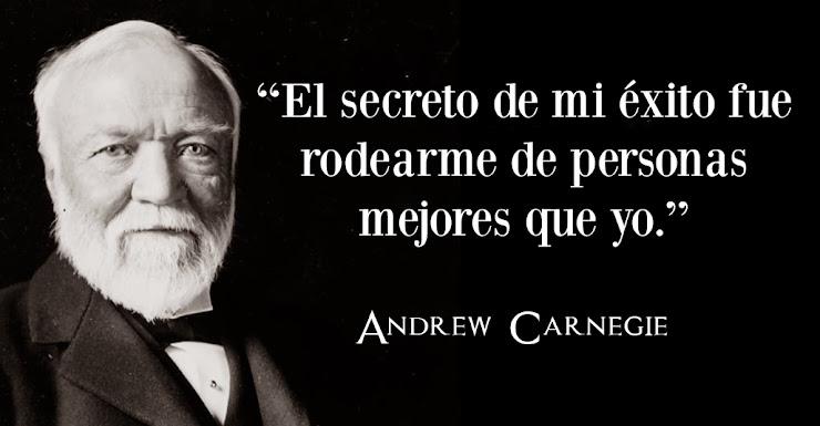 El secreto de mi éxito, Andrew Carnegie