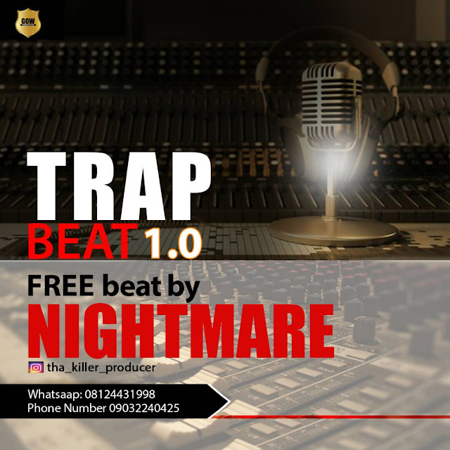 [Free Beat] Trap Beat1.0 (Prod. By Nightmare)