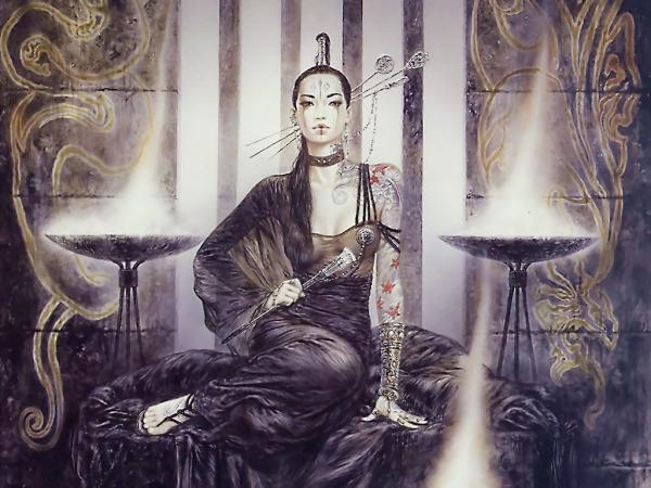 Samurai Queen, Magic Samurai Beauties