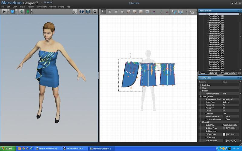 Thiết Kế Thời Trang 3D Marvelous Designer Miễn Phí 2