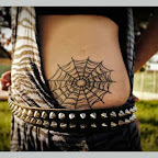 untitled - Spider Tattoo