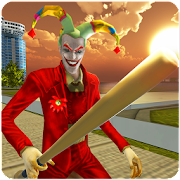 New York Crime City High School Gangs Scary Clowns