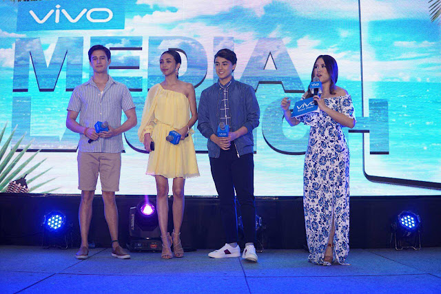 Fresh faces of Vivo