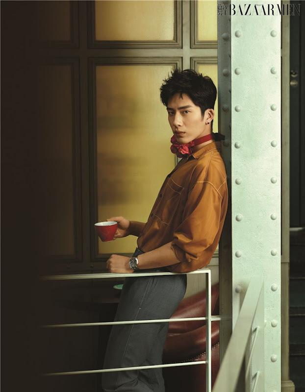 Jing Boran China Actor
