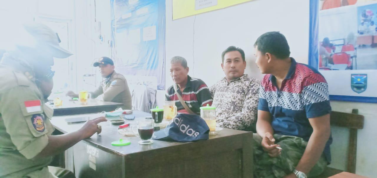 Dampak Corona, Restribusi Pedagang Pasar Leces Ditiadakan