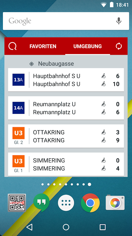 qando Vienna- screenshot