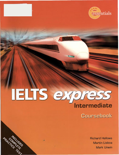 IELTS Express Intermediate CourseBook (PDF + 2CD)