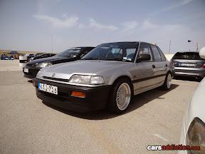 EF Sedan on BBS Style wheels