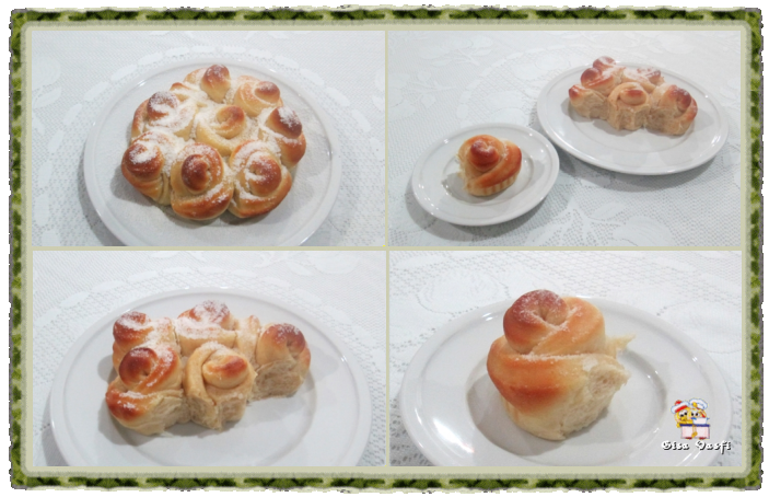Pão licoroso de laranja 2