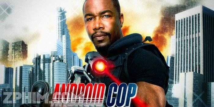 Ảnh trong phim Cảnh Sát Người Máy - Android Cop 1