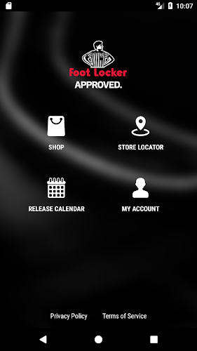 Foot Locker EU Android App Screenshot