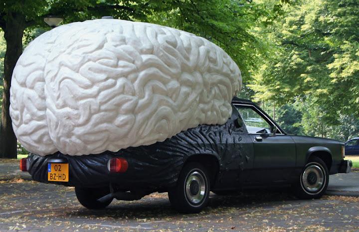 Колата мозък
