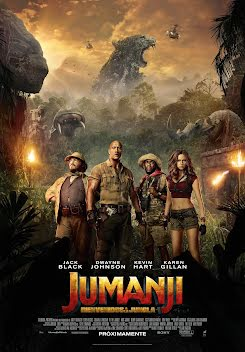 Jumanji: Bienvenidos a la jungla - Jumanji: Welcome to the Jungle (2017)