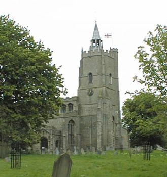 Burwell Parish Church