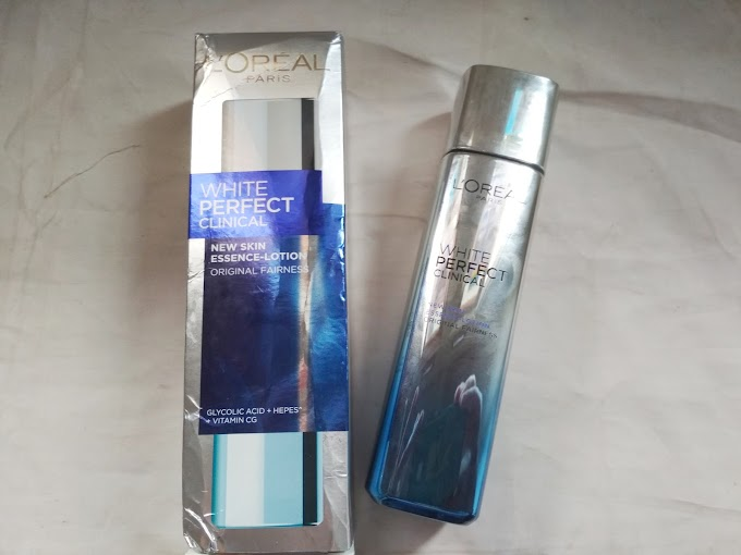 [Review] L'OREAL  WHITE PERFECT CLINICAL SERIES