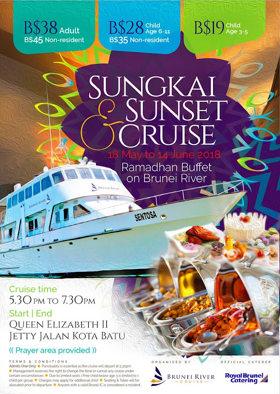 Sungkai & Sunset Cruise