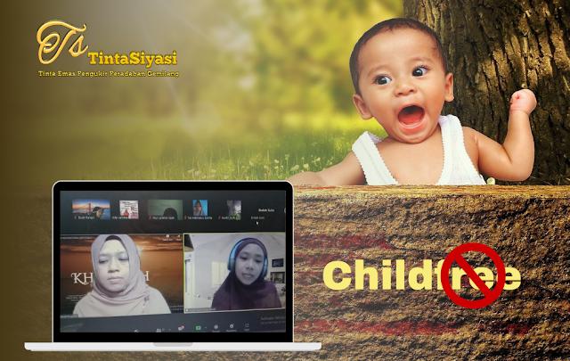Tolak Childfree! Analis Muslimah Voice: Ingin Punya Anak Itu Fitrah Manusia