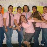 Mujeres del PRICPHMA, COPEMH Y COLPEDAGOGOSH.