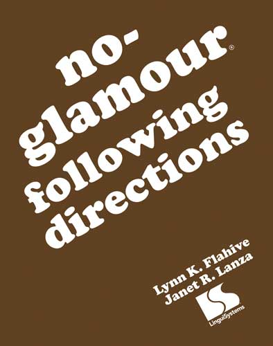 No Glamour Following Directions
