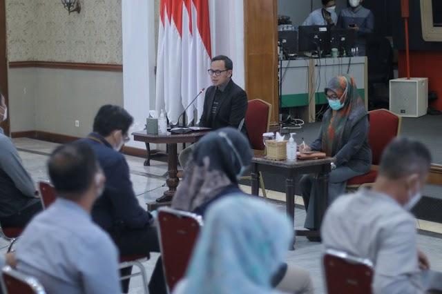 Walikota  Bogor Ingatkan Jajarannya Siaga Bencana
