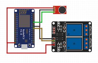 Mạch vỗ tay thông minh - Arduino - Cảm biến âm thanh