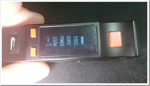 DSC 3908 thumb%25255B2%25255D - 【MOD】「AMIGO ITSUWA CHAIN REACTION-II MOD」レビュー。かっこいいグリップのMOD【VAPE/電子タバコ】