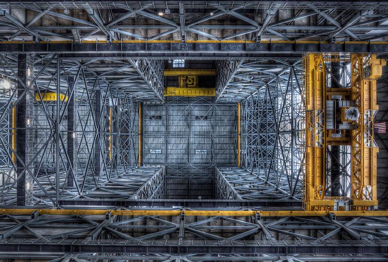nasa vehicle assembly building interior - photo #21