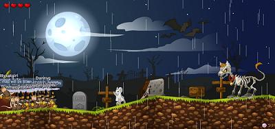 mapa halloween 2012