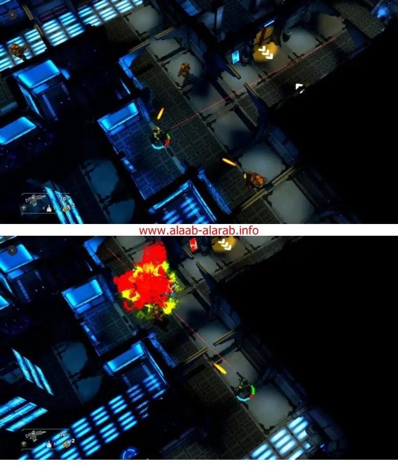 تنزيل لعبة Space Revenge للكمبيوتر مجانا ،  تنزيل لعبة Space Revenge للكمبيوتر برابط مباشر