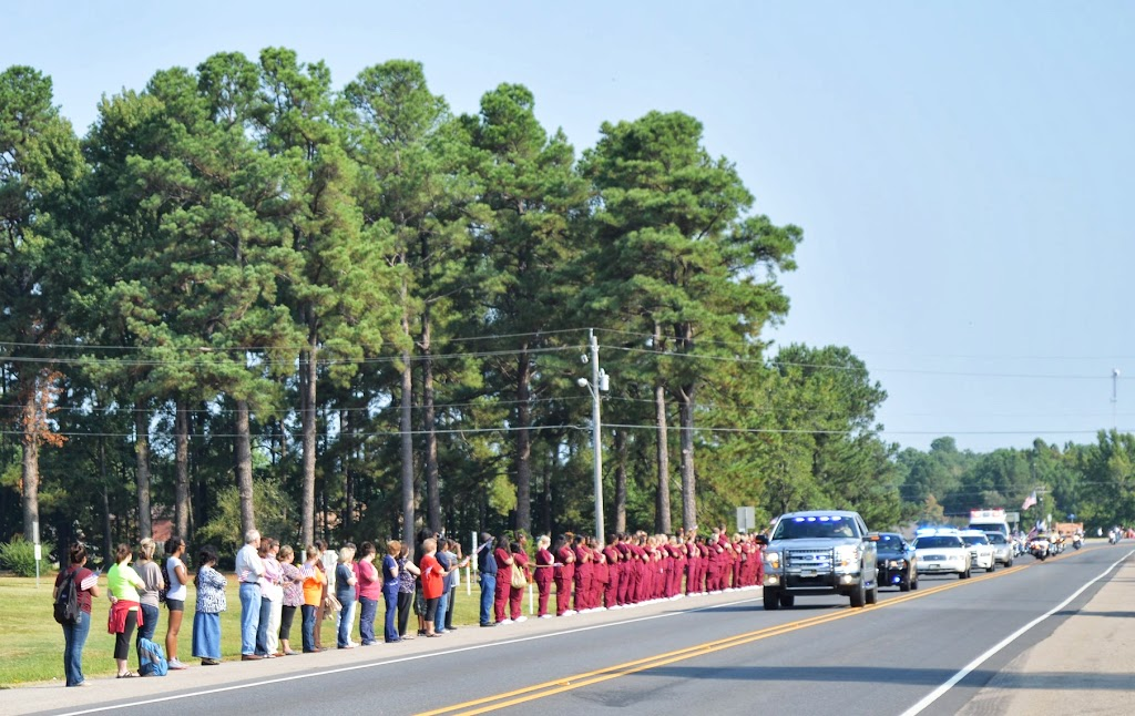 Honoring Sergeant Young Procession - DSC_3211.JPG