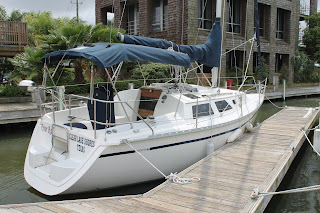 Just Sold Inexpensive Hunter 28 Great Bay Boat