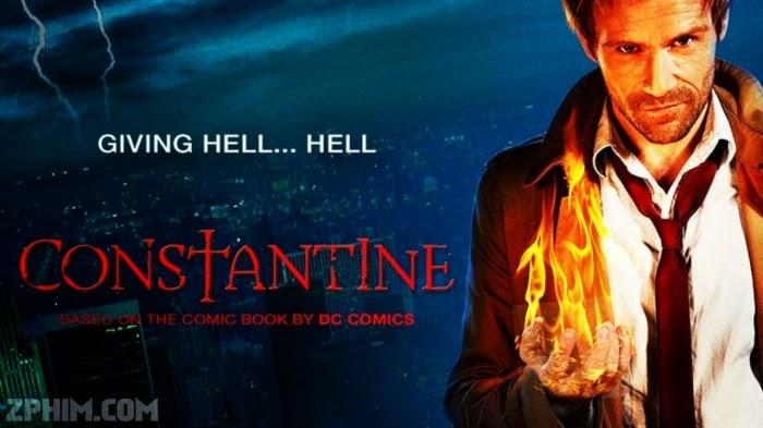 Ảnh trong phim Người Đến Từ Địa Ngục - Constantine Season 1 1