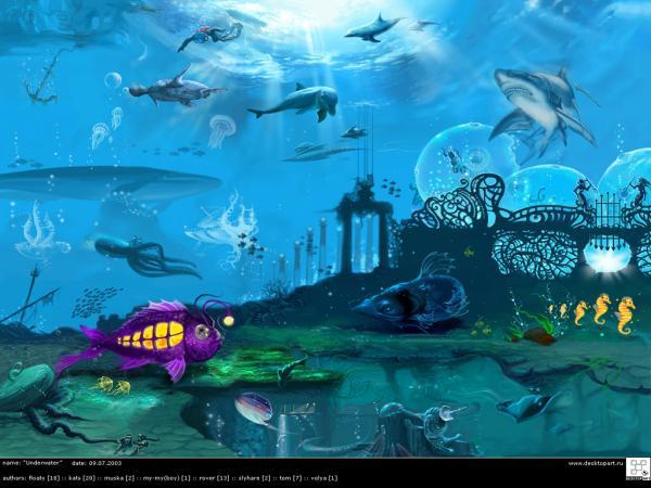 Fantasy Of Magick Landscape 4, Magical Landscapes 6