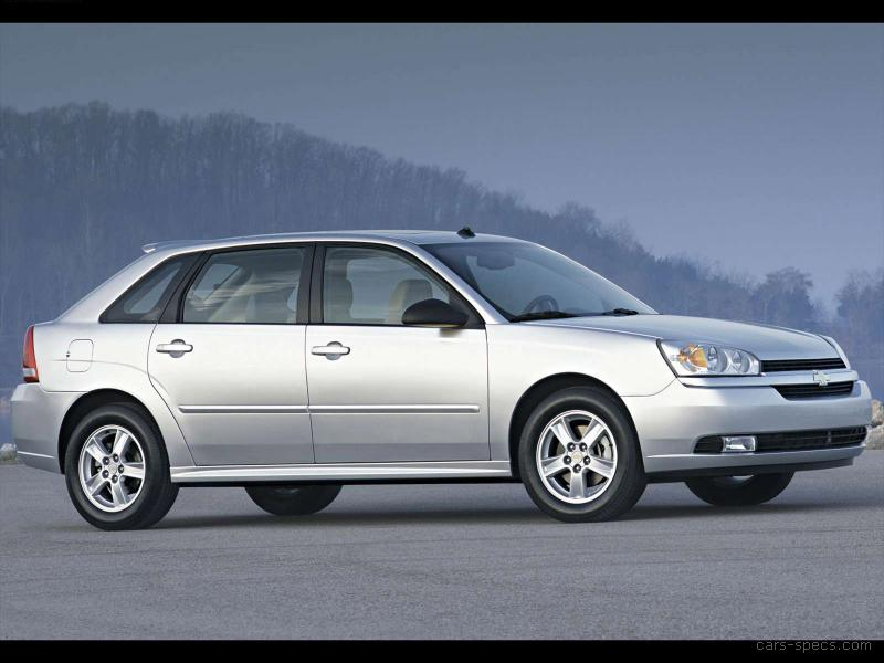 Gas Mileage of 2004 Chevrolet Malibu  fueleconomygov