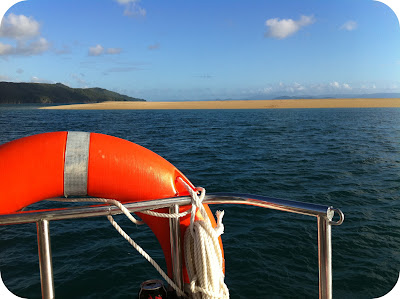 one foot island in whitsundays