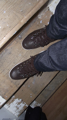 My Shoes #16 - Momentum