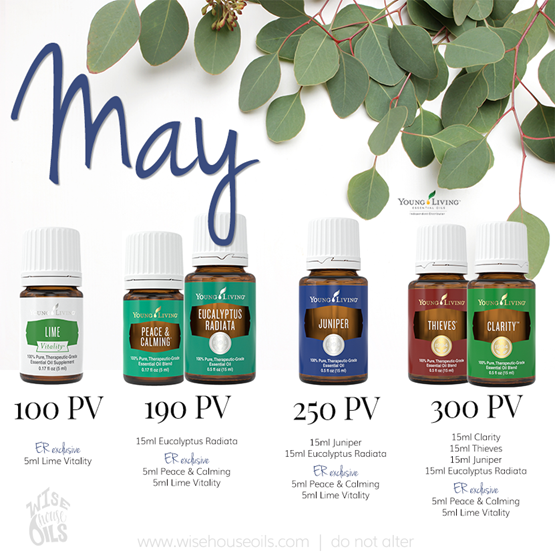 May 2018 Young Living Promo WHO a
