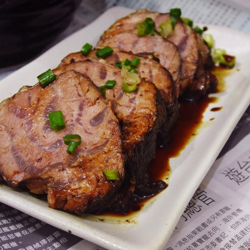 慢煮茶滷牛腱 Sous Vide Marinated Beef Shank Shin 【老娘的草根飯堂】