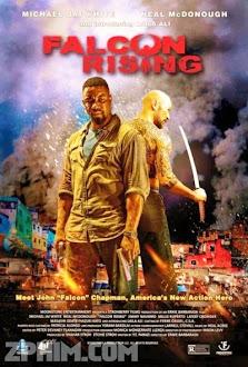Chim Ưng Trỗi Dậy - Falcon Rising (2014) Poster