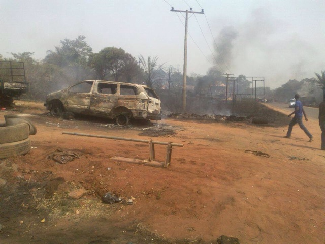 PHOTOS: Over 100 Die In Nnewi Gas Plant Explosion 18