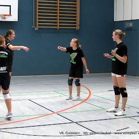 2010 11 Vorbereitungsturnier Damen TV Lieblos